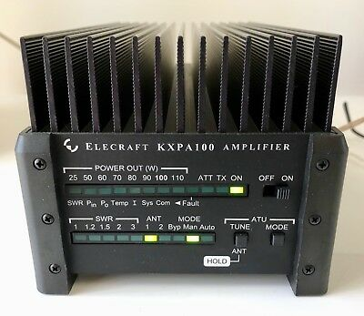 Elecraft KXPA100 100W HF Amplifier with Automatic tuner
