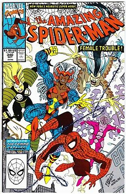 Amazing Spider-Man #340 (1963 Series)