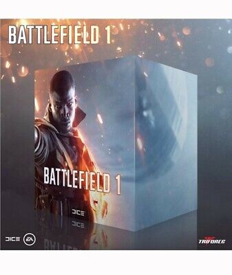 PS4 / Sony Playstation 4 Spiel - Battlefield 1 #Collector's Edition DE NEU & OVP