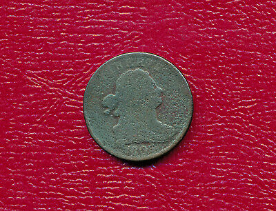 1803 Draped Bust Half Cent **very Nice Circulated Early Copper** Free Shipping!!