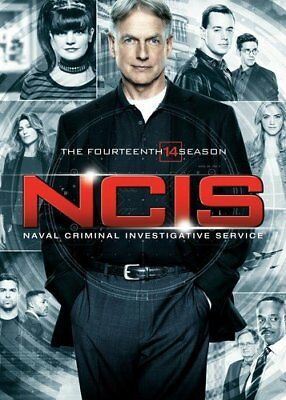 NCIS: complete Season 14 series Fourteenth fourteen dvd new + FREE TRACKING
