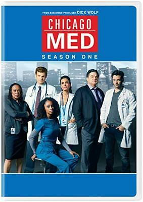 Chicago Med: complete Season 1 series first One dvd new sealed + FREE TRACKING