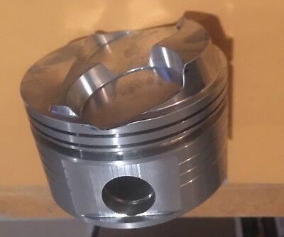 427 Ford  Piston 1x Forged Cobra Shelby FAIRLANE Mustang GT500 Sideoiler Ross