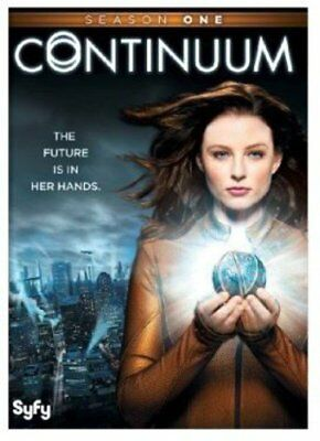 Continuum complete season 1 series first one dvd new sealed + FREE TRACKING