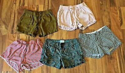 Lot of 5 Small Women's Shorts