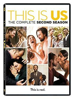This Is Us: complete Season 2 series second two dvd new sealed + FREE TRACKING