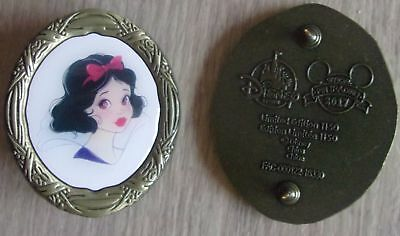 disney   store hollywood PIN 2017    portrait BLANCHE NEIGE / LE1150