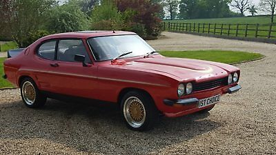Ford Capri  1973  3.0  We  Have Invested  £10000  Into  This  What A  Eyeful