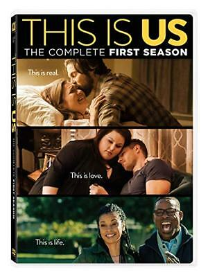 This Is Us: complete Season 1 series first one dvd new sealed + FREE TRACKING