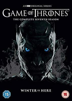 Game Of Thrones: complete Season 7 series seventh seven DVD new  + FREE TRACKING