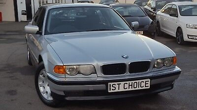 Bmw  728I E38   Just  40000  Miles  With  Fantastic  Full  Bmw  History