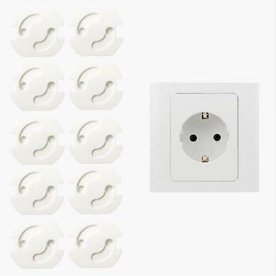 Baby Child Safety Power Board Socket Outlet Point Plug Protective Covers 6N
