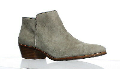 a3669eabeffb  140 SAM EDELMAN Petty Ankle Boots Putty Suede Women Size 5 M US ...