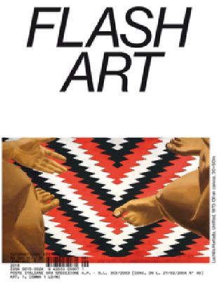 Flash Art (Vol 51, Issue 321 June-August 2018)