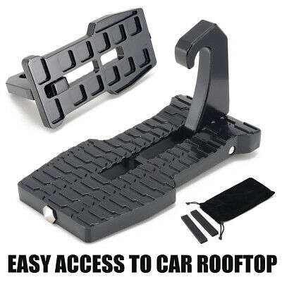 Doorstep Auto Vehicle Access Roof Car Assist Door Latch Step Easily Rack Rooftop