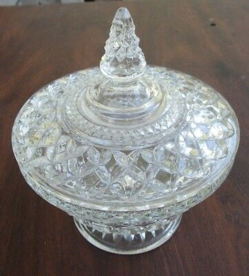 Wexford by Anchor Hocking Candy Dish with Lid