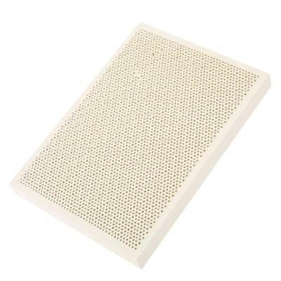 Ceramic Honeycomb Soldering Mat Board Sheet Block Jewelry Making Heating Tools