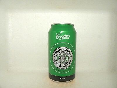 Coopers Original Pale Ale Empty Beer Can