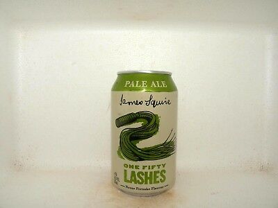 JAMES SQUIRE ONE FIFTY LASHES PALE ALE 330ml EMPTY BEER CAN