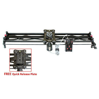 Autopan 3ft Motorized Camera Slider Video Track with controller