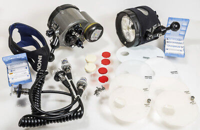2 Underwater flashes Inon Z240 type 3 plus sync cables, diffusers and other acc.