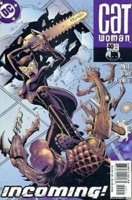 Catwoman (Vol 2) #  40 Near Mint (NM) DC Comics MODERN AGE