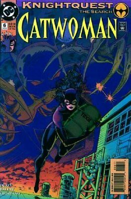 Catwoman (Vol 1) #   6 (VFN+) (VyFne Plus+) DC Comics ORIG US