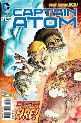 Captain Atom (DC) (Vol 2) #  12 Near Mint (NM) DC Comics MODERN AGE