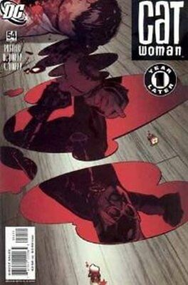 Catwoman (Vol 2) #  54 Near Mint (NM) DC Comics MODERN AGE