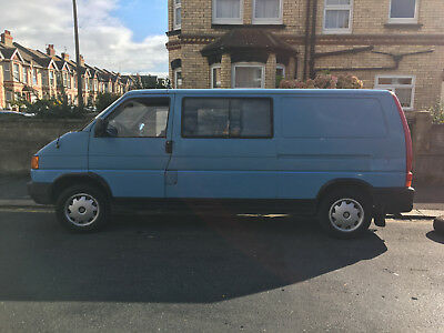 VW T4  Left hand drive long chassis 1.9TD Engine issue but runs and drives still