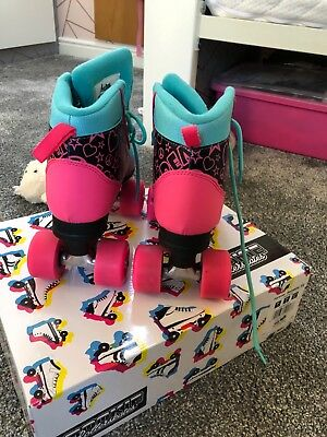 roller skates by lucious uk size 4