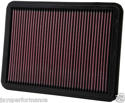 Kn Air Filter (33-2144) Replacement High Flow Filtration