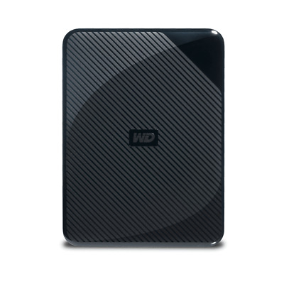 WD Gaming Drive For PlayStation 1U 2TB Black Recertified
