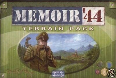 Memoir '44 - Terrain - Expansion Pack 1