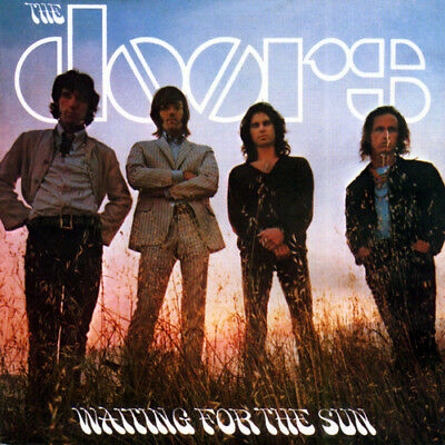 The Doors : Waiting for the Sun CD 50th Anniversary  Remastered Album 2 discs
