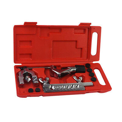 Inch & Metric 5-16mm Pipe Flaring Tools Kit