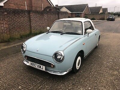 Nissan Figaro. Great first Fig. Long MOT