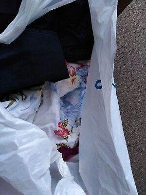 Job Lot Clothes 2 bin bags full collection only
