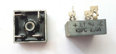 KBPC2506W RECTIFIER BRIDGE 25A 600V KBPCW   /'/'IMAGE FOR REF ONLY/'/'