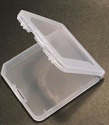 Genuine Nintendo DS/GBA Official Replacement Empty Cartridge Game Case Cover UK