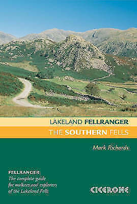 The Southern Fells by Mark Richards (Paperback, 2009)
