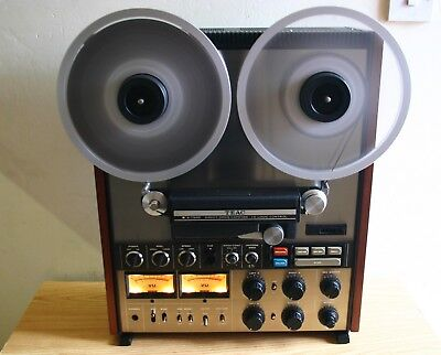 Teac A7300 reel to reel stereo tape recorder