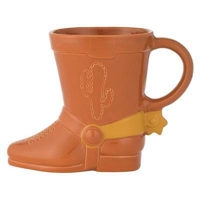 Toy Story - Woody's Boot - Ceramic Sculpted Mug - Brand New 20 Ounces - 54839
