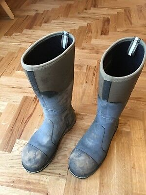grubs ceramic 5.0 S5 wellie boots Size UK9