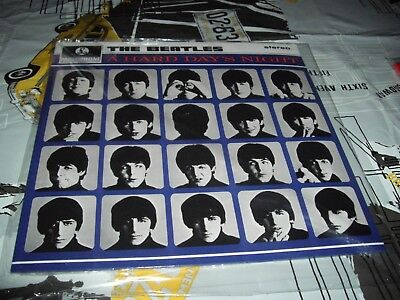 "Vinyle 33T The Beatles  ""A hard day's night"" collection altaya"