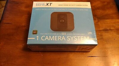 NEW Blink XT Home Security Camera System with Motion Detection w/ steel mount