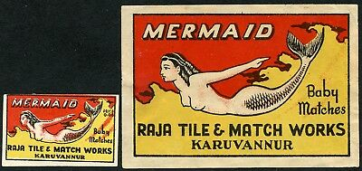 Matchbox Label / Labels India 3.