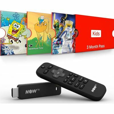 NOW TV Smart Stick With HD And Voice Search 1080p HDMI And Built-in WiFi