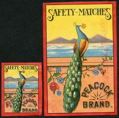 Matchbox Label / Labels India 20.