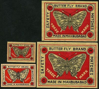 Matchbox Label / Labels India 22.